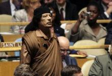 صورة بريطانيا تعتذر عن واقعة ارتكبتها ضد مواطنين ليبيين في عهد معمر القذافي