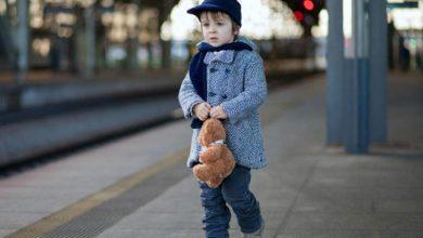 صورة علمي أولادك كيف يتصرفون عندما يضيعون منك في الشارع