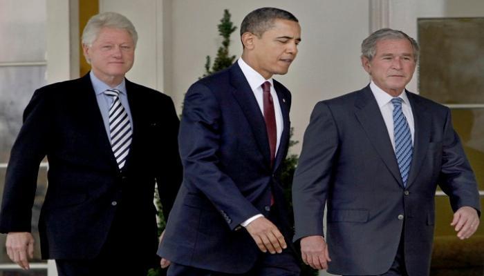 صورة كم يجني رؤساء أمريكا بعد مغادرتهم المنصب؟