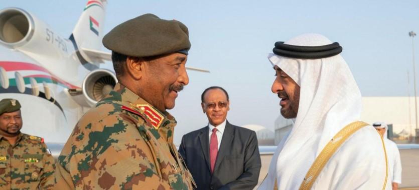 صورة أمريكا تغري السودان للتطبيع مع إسرائيل، لكن بمقابل بخس!