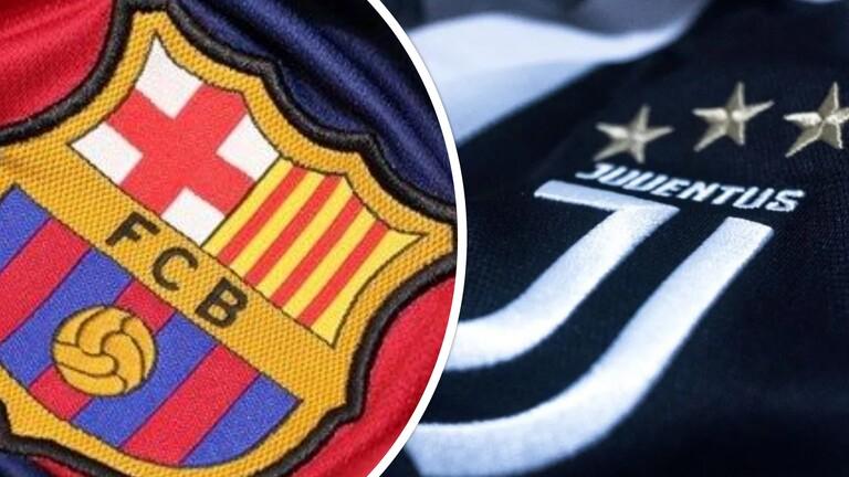 صورة صفقة تبادلية جديدة تلوح في الأفق بين برشلونة ويوفنتوس
