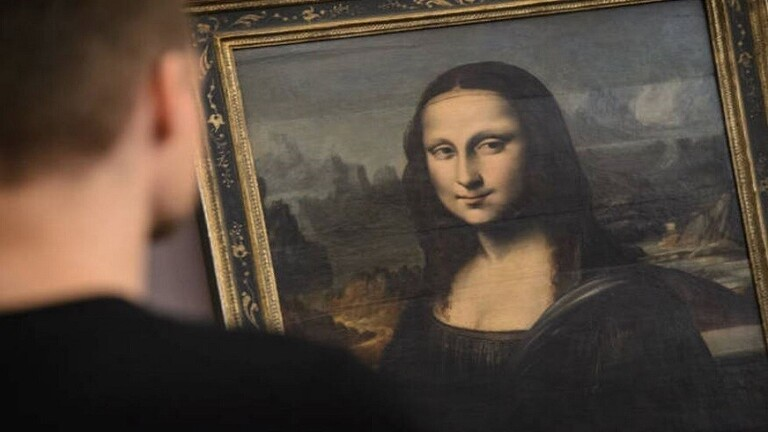 صورة كاميرا عالية التقنية تكتشف تفاصيل خفية للموناليزا