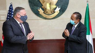 صورة تم الاتفاق.. ترامب يعلن موافقة السودان على تطبيع علاقاتها معإسرائيل