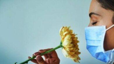 """صورة طبيب يكشف عن الطريقة المثلى لاستعادة حاسة الشم بعد الشفاء من """"كوفيد 19"""""""