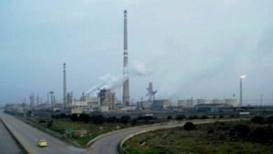صورة سوريا… الشركة العامة لمصفاة حمص تبدأ أعمال صيانة شاملة