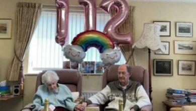 صورة عاصرت الحرب العالمية الثانية.. وفاة أكبر معمرة بريطانية عن 112 عاما