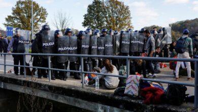 """صورة الكشف عن """"جرائم وحشية"""" تمارسها كرواتيا بحق المهاجرين"""