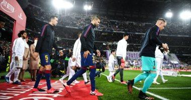 صورة موعد مباراة برشلونة ضد ريال مدريد في الدوري الإسباني