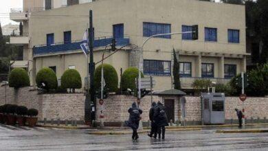 صورة اليونان تتلقى دعما قويا من إسرائيل في المتوسط