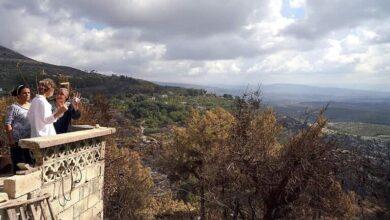 صورة سوريا.. 6 مليارات ليرة تبرعات شعبية لمتضرري الحرائق