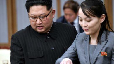 صورة ظهورها أثار تكهنات حول مصير أخته.. حبيبة زعيم كوريا الشمالية السابقة تعود للساحة السياسية